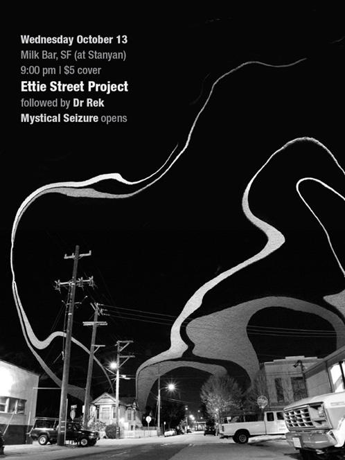 Ettie Street Project flyer 1