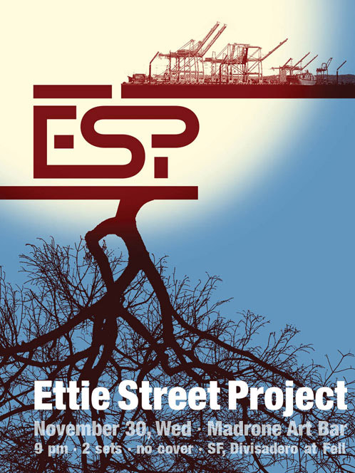 Ettie Street Project flyer 2