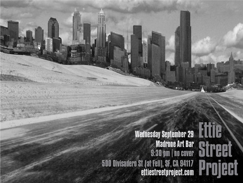 Ettie Street Project flyer 4